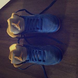 Jordan Shoes | Golden State Jordans